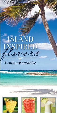 island-inspired