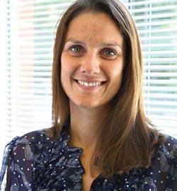 Team Drambuie: Marketing Director Miranda Rennie
