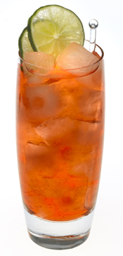 The Cape Cod - a refreshing, light and tart cocktail perfect for warm weather.