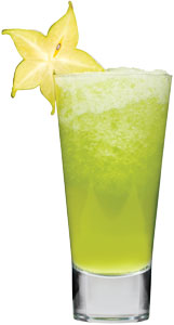 The Green Swizzle