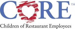 core - children of restaurant employees - logo