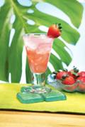 in the Mix Magazine - THE SEERSUCKER Created by mixologist Brian Miller with Flor de Cana 4 year white