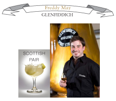 Freddy May - William Grant & Son Brand Ambassador