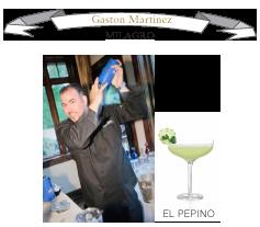 Gaston Martinez - William Grant & Sons Brand Ambassador