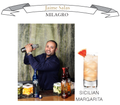 Jaime Salas  - William Grant & Sons Brand Ambassador