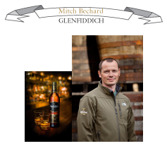 Mitch Bechard - William Grant & Sons Brand Ambassador