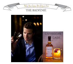 Nicholas Pollachi - William Grant & Sons Brand Ambassador