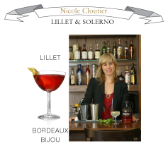 Nicole Cloutier - William Grant & Sons Brand Ambassador