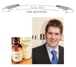 Andy Weir - William Grant & Sons Ambassador