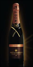 Moët & Chandon Grand  Vintage Brut Rose 2003 Epernay, France Moët Hennessy USA