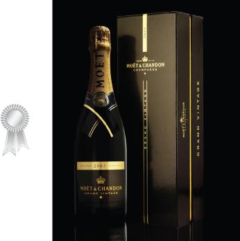 Moët & Chandon  Grand Vintage Brut 2003 Epernay, France Moët Hennessy USA