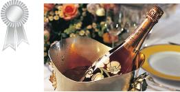 Perrier Jouët Fleur de Champagne Rosé 2002 BEST IN CLASS ROSÉ Epernay, France Pernod-Ricard
