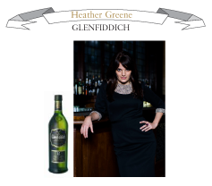Heather Greene - William Grant & Sons Brand Ambassador