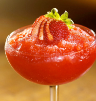 Jose Cuervo Strawberry Margarita - Tipple Tuesday - in the Mix