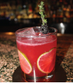Good Thymes - Effen Black Cherry vodka - Cruzan 9 Spiced Rum - Jason Girard - Southern Wine & Spirits