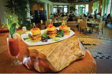 Mares Restaurant - The Ritz-Carlton, San Juan