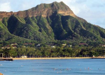 Sailor Jerry - Diamond Head, Waikiki - in the Mix Magazine