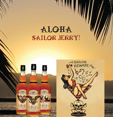 Sailor Jerry - Norman Collins - in the Mix Magazine