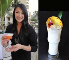 Southern Wine & Spirits - Mixology Team - Chandra Lam - Pina Lux