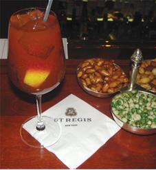 Tipple Tuesday - Tony Abou-Ganim - Bloody Mary