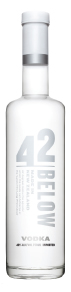 Vodka Tasting - 42 Below