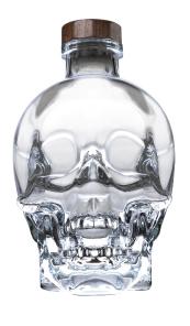 Vodka Tasting - Crystal Skull