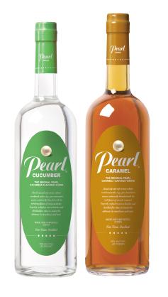 Vodka Tasting - Pearl Cucumber, Pearl Caramel