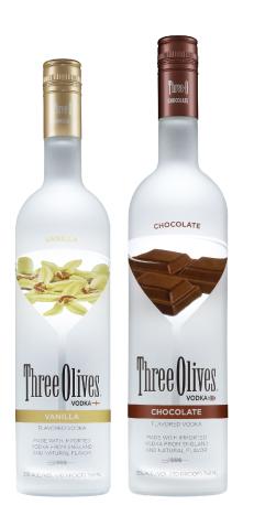 Vodka Tasting - Three Olives Vanilla, Three Olives Chocolate