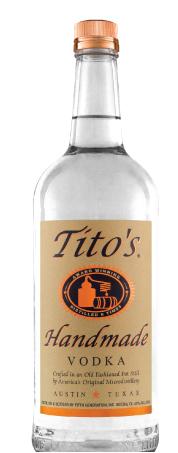 Vodka Tasting - Titos Handmade Vodka