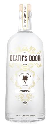 in the Mix Magazine - Vodka Tasting - Deaths Door