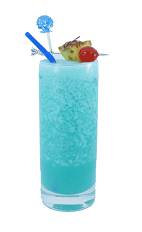 Blue Hawaiian - Tipple Tuesday - Fourth of July Cocktails