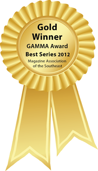 gold gamma award winner 2012