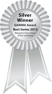 silver gamma award winner 2012