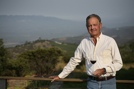 Piero Antinori of Antica Winery