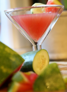 Three Olives / Ocean Spray Watermelon Martini