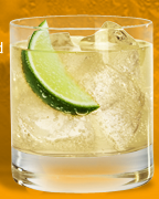 BACARDI Citrus Flying Dragon - Rum Cocktail recipes