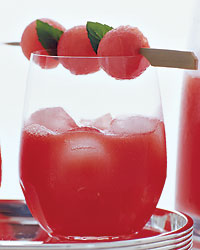 Three Olives Vodka / Twisted Chardonnay / Bols Triple Sec - Watermelon Sangria