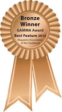 bronze gamma award winner 2012