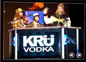 Rider's Poll Awards - Kru Vodka