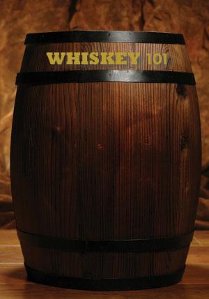 whiskey 101 - by edward korry - johnson & wales university