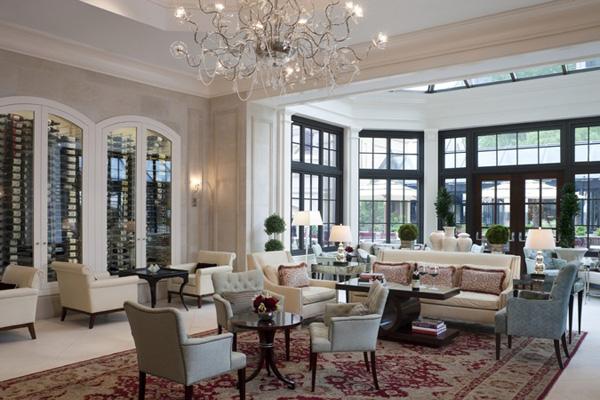 The St. Regis Wine Room Atlanta