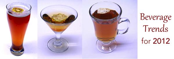 beverage trends of 2012