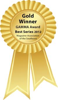 gold gamma award winner 2012