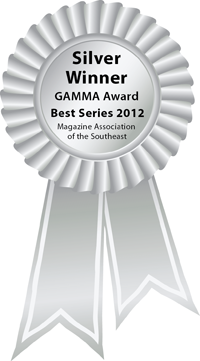 silver gamma award winner 2012