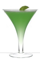 emerald heaven cocktail recipe with gin