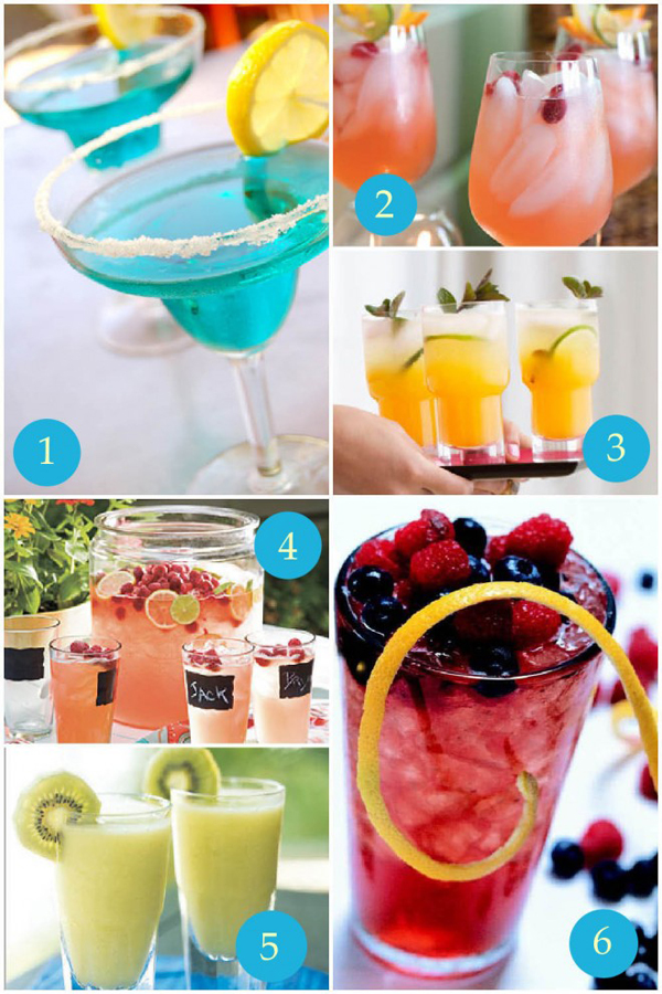 top spring cocktail recipes