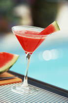 watermelon grey goose vodka martini
