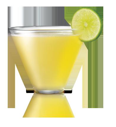 Modern Margarita Cocktail Recipe