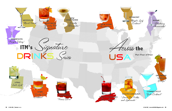 ITM's Signature Drinks Across the USA Series – Final