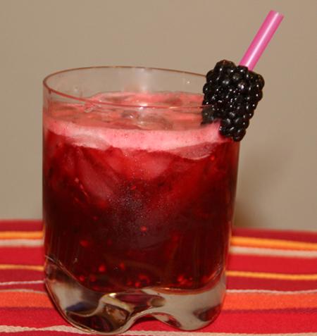 organic blackberry lemonade vodka